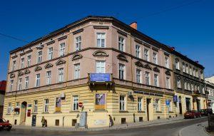 Budynek przy ulicy Szerokiej