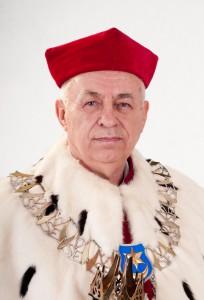 Rektor prof. MWSE dr hab. Michał Woźniak