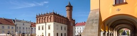The city of Tarnow